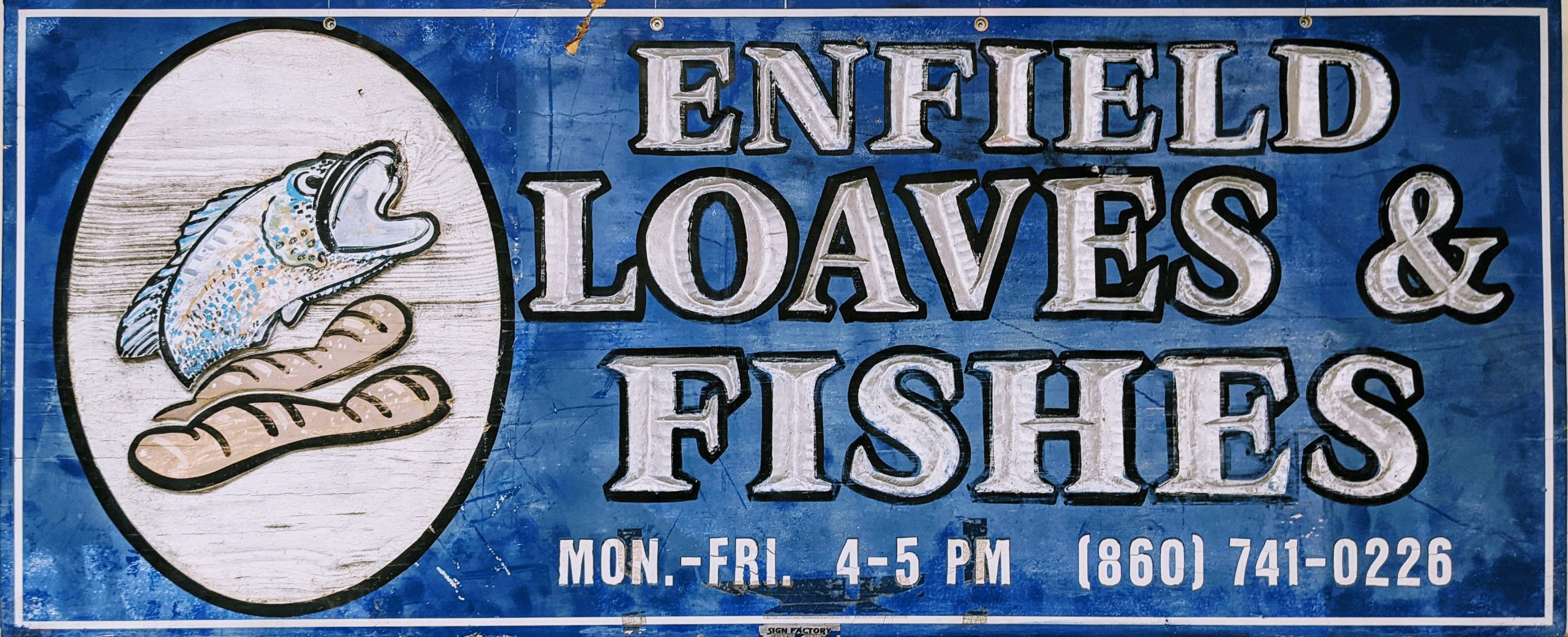 Enfield Loaves and Fishes